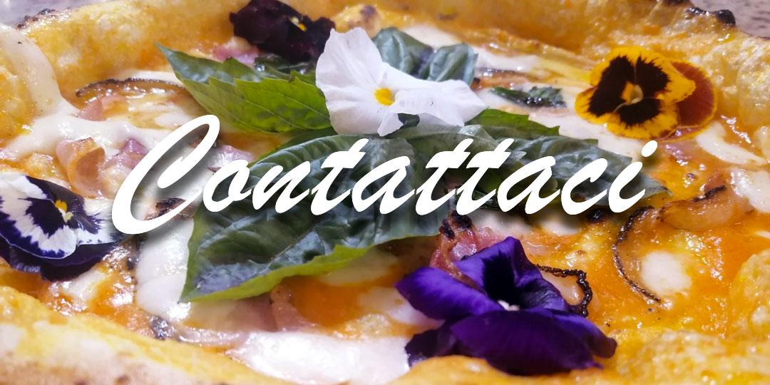 Contattaci - Ristorante Pizzeria La Rustichella Quarto (NA) Napoli